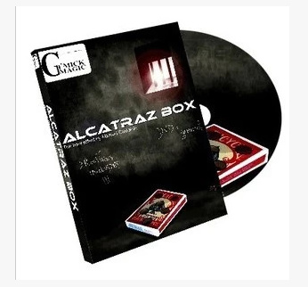 2012 Alcatraz Box by Mickael Chatelain (Download)