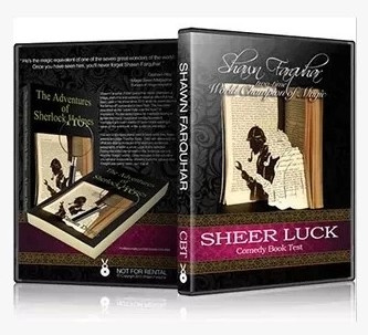 Sheer Luck by Shawn Farquhar (The Comedy Book Test) (Download)