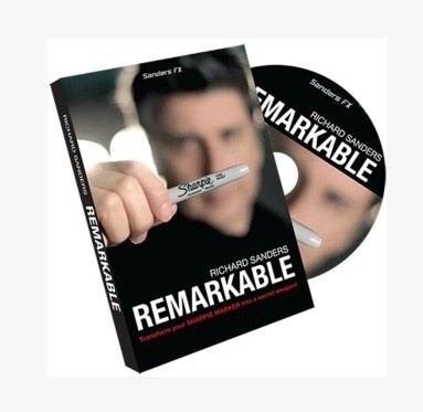 2013 Remarkable by Richard Sanders (Download)