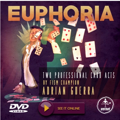 2015 Euphoria by Adrian Guerra and Vernet (Download)