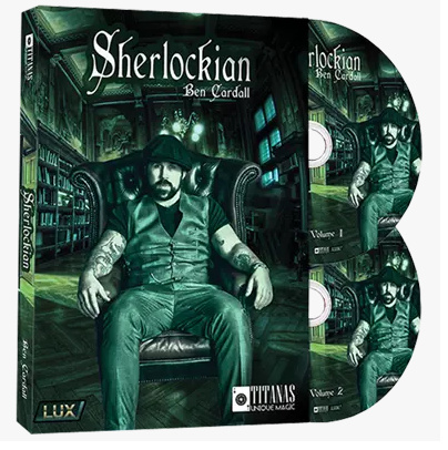 2015 Sherlockian by Ben Cardall 2 vols set (Download)