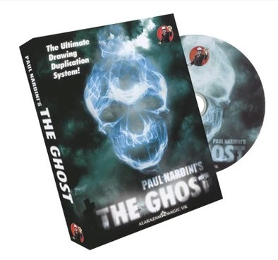 2013 The Ghost by Paul Nardini (Download)