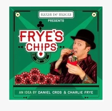 2013 Frye's Chips by Charlie Frye (Download)