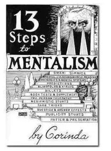 13 Steps to Mentalism Tony Corinda (Download)