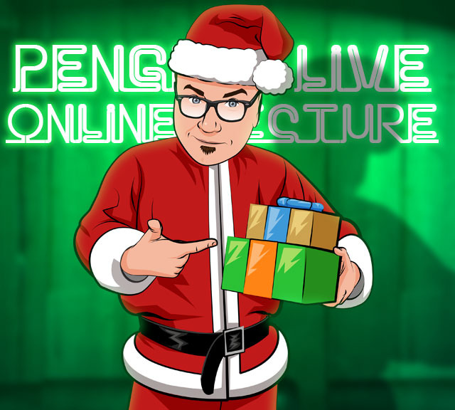 2017 Penguin LIVE Holiday Spectacular hosted by Scott Alexander