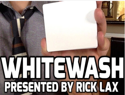 2015 Whitewash by Rick Lax (Download)