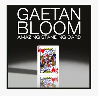 2013 Amazing Standing Card by Gaetan Bloom (Download)