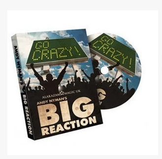 2011 Andy Nyman - Big Reaction (Download)