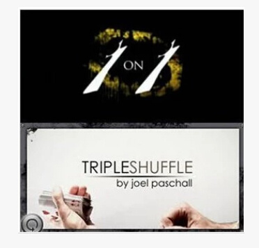 08 Theory11 Triple Shuffle by Joel Paschall (Download)