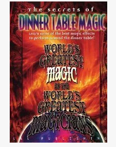 WGM - Dinner Table Magic (Download)