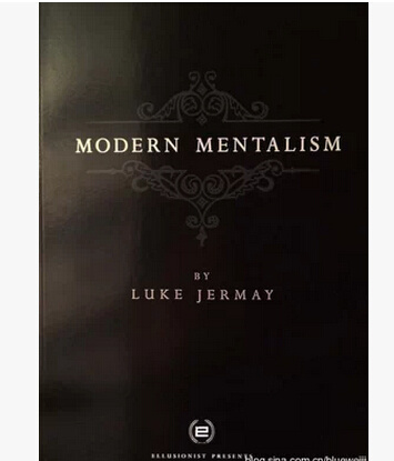 Modern Mentalism by Luke Jermay (PDF Download)
