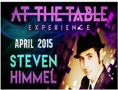 2015 At the Table Live Lecture starring Steven Himmel (Download)