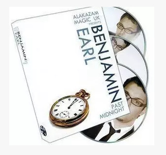 Benjamin Earl and Alakazam - Past Midnight 3 Vols (Download)