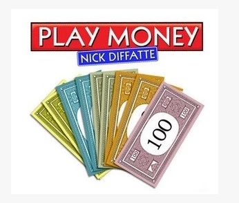 2013 P3 Play Money by Nick Diffatte (Download)