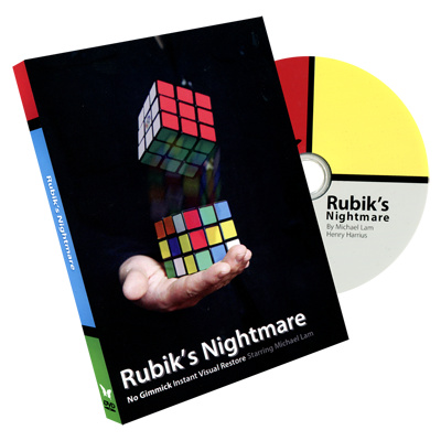 2012 Rubik's Nightmare by Michael Lam (Download)