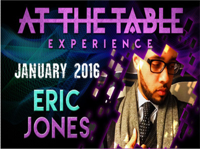 2016 At the Table Live Lecture starring Eric Jones (Download)