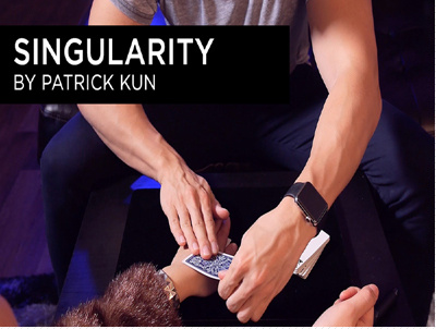 2016 Singularity by Patrick Kun (Download)