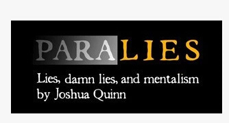 PDF eBook Joshua Quinn - Paralies (Download)