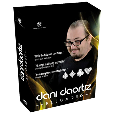 Reloaded by Dani DaOrtiz 4 vols set (MP4 Video Download)