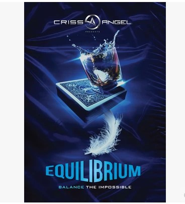 2013 Criss Angel Equilibrium by Jesse Feinberg (Download)