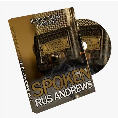 2013 Spoken by Rus Andrews (Download)