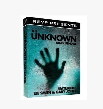 2012 RSVP The Unknown by Mark Bendell (Download)