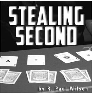 2014 Stealing Second by R. Paul Wilson (Download)