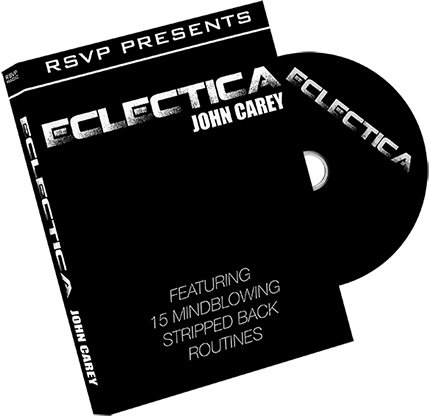 2016 Eclectica by John Carey and RSVP (Download)