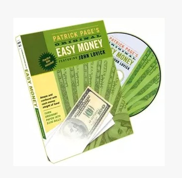 2014 Easy Money by John Lovick and Patrick Page (Download)