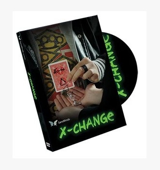 2014 X Change by Julio Montoro and SansMinds (Download)