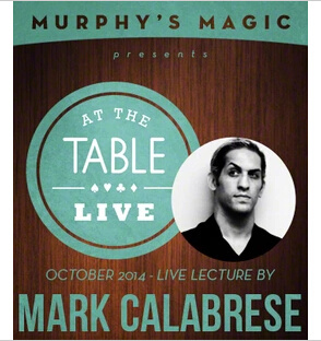 2014 At the Table Live Lecture starring by Mark Calabrese (Download)