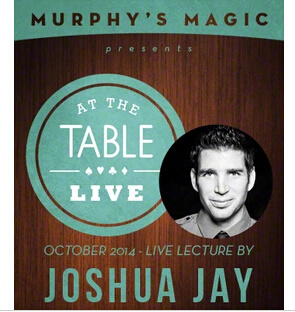 2014 At the Table Live Lecture starring by Joshua Jay (Download)