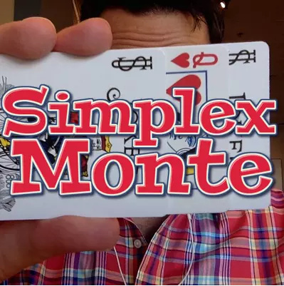 2015 Simplex Monte by Rob Bromley (Download)