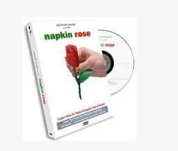 Napkin Rose by Michael Mode (Download)