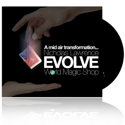 2015 Evolve by Nicholas Lawrence & World Magic Shop (Download)