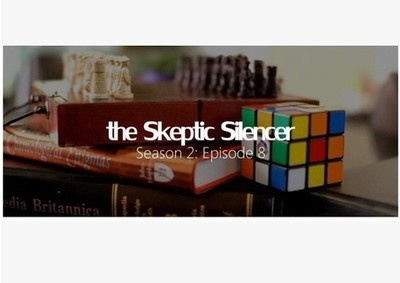 2014 The Skeptic Silencer by Orbit Brown (Download)