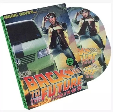 2015 Back to the Future Bookings by Dave Allen 2 Vols (Download)