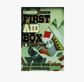2011 Cameron Francis-FIRST AID BOX Dave Forrest-QUEEKERS (Download)