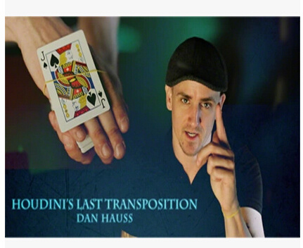 2014 Houdini's Last Transposition by Dan Hauss (Download)