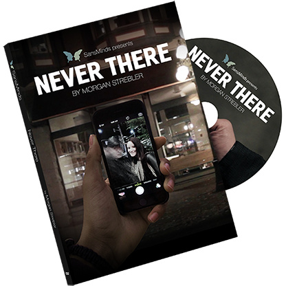 2016 Never There by Morgan Strebler and SansMinds (Download)