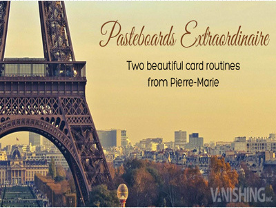 2015 Pasteboards Extraordinaire by Pierre-Marie (Download)