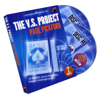 2014 The VS Project by Paul Pickford (Download)