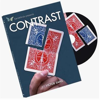 2016 Contrast by Victor Sanz and SansMinds (Download)