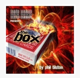 2012 The Box by Phil Tilston & JB Magic