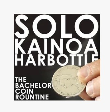 2013 The Bachelor Coin Routine by Kainoa Harbottle (Download)