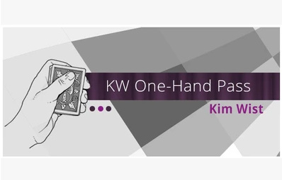2013 V. KW One-Hand Pass by Kim Wist (Download)