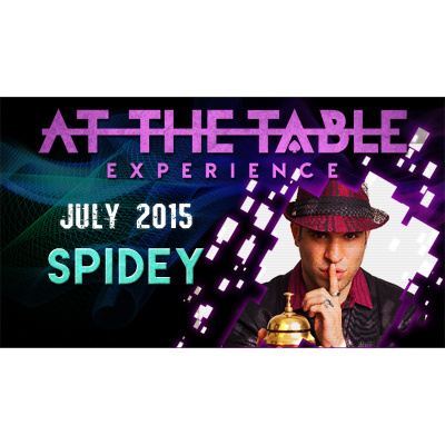 2015 At the Table Live Lecture starring Spidey (Download)
