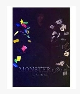 2013 Monster 1980 by An Ha Lim 2 Vols (Download)