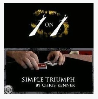 08 Theory11 Simple Triumph by Chris Kenner (Download)