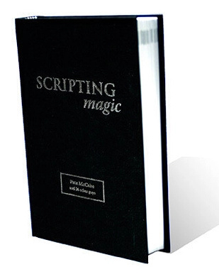 Scripting Magic by Pete McCabe (PDF Ebook Download)
